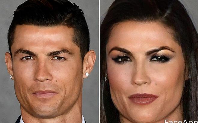 Chùm ảnh: Ronaldo, Messi đầy quyến rũ trong phiên bản... con gái