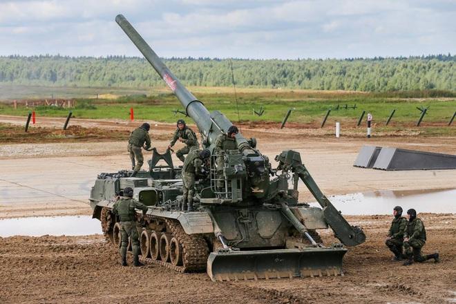 Pháo binh thần thánh Nga có bước phát triển mới: Đột phá cực lớn - Ảnh 1.