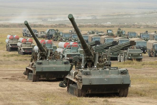 Pháo binh thần thánh Nga có bước phát triển mới: Đột phá cực lớn - Ảnh 3.