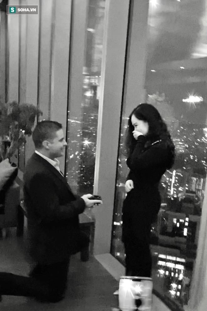 Diễn viên lùn nhất Việt Nam và cuộc tình thú vị với trai Tây cao gần 2m - Ảnh 3.