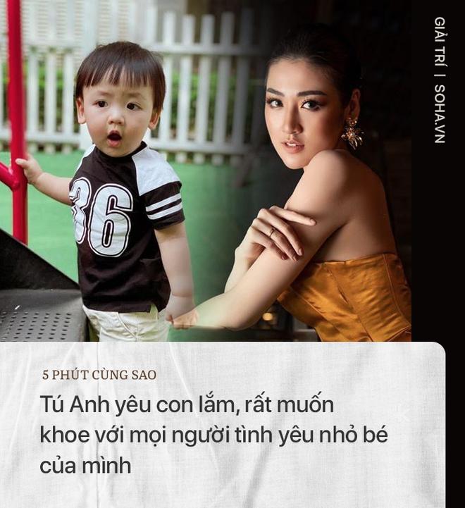 Cuộc sống vợ chồng của á hậu Tú Anh sau 12 ngày cách ly: Chưa thấy căng thẳng như chuyện trên mạng - Ảnh 6.