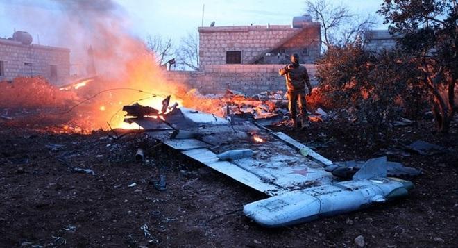 Tên lửa Pantsir-S Nga xuất hiện bí ẩn tại căn cứ Mỹ ở Iraq; 2 chiến đấu cơ Nga-Syria bị IS bắn hạ, hàng chục lính và sĩ quan thiệt mạng? - Ảnh 1.