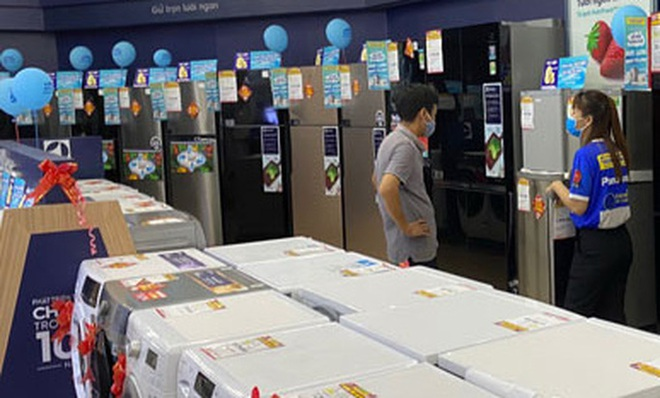 Tủ lạnh lớn, tủ đông đắt hàng  - Ảnh 1.