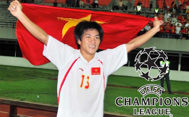 """""""Thần tài"""" nhảy múa ở Mỹ Đình, giúp ĐT Việt Nam hạ """"khách quen"""" của UEFA Champions League"""