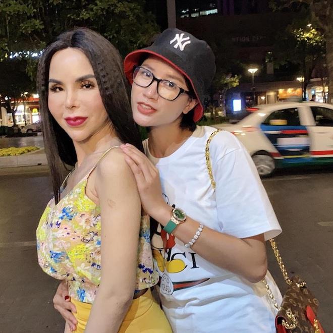 Trang Trần lên tiếng về xích mích với Hương Giang và hot girl chuyển giới Linda - Ảnh 6.