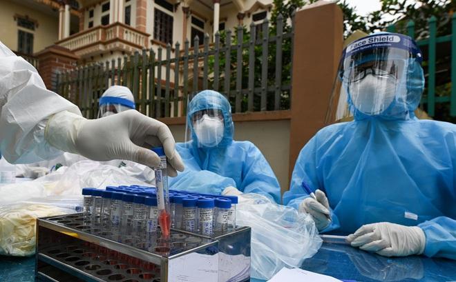 Sở Y tế Hà Nội: Chưa rõ nguồn lây của hai nữ bệnh nhân Covid-19 ở ổ dịch Hạ Lôi