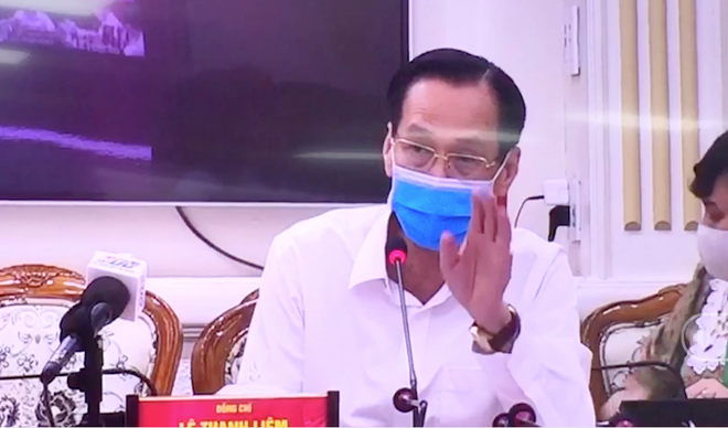 TP HCM lo ngại về bệnh nhân người Anh số 22 tái dương tính với Covid-19 sau khi rời Đà Nẵng - Ảnh 1.