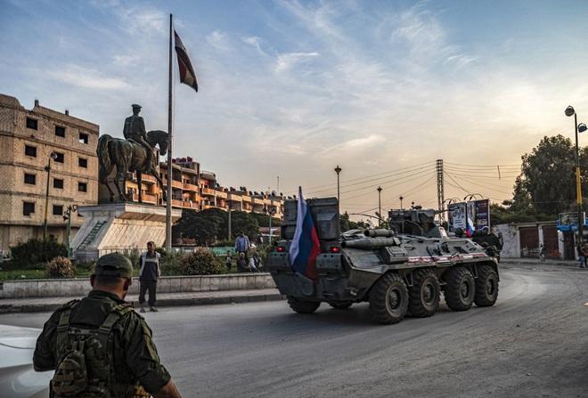 Ván cờ Syria sắp tàn cuộc, kẻ hất đổ bàn cờ bất ngờ xuất hiện: Muốn ly gián Tổng thống Assad với Nga, chắc gì đã thành công? - Ảnh 2.