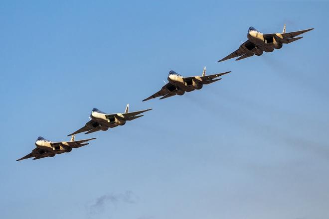 Chuyên gia Mỹ ví tiêm kích Su-57 như súng bắn tỉa: Vũ khí giúp Nga thay đổi cuộc chơi? - Ảnh 3.