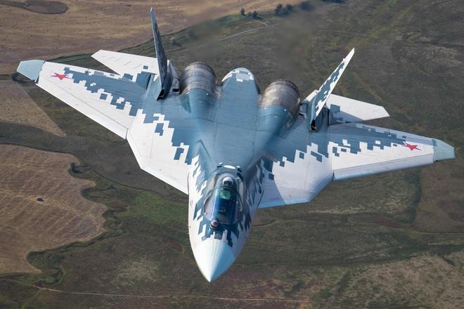 Chuyên gia Mỹ ví tiêm kích Su-57 như súng bắn tỉa: Vũ khí giúp Nga thay đổi cuộc chơi? - Ảnh 1.