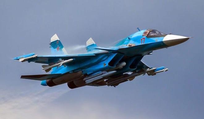 Máy bay Su-34 Nga: Lưỡi hái tử thần trên không khiến khủng bố Syria kinh hồn bạt vía - Ảnh 1.