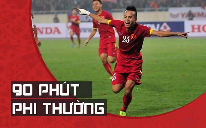 """""""Khẩu đại bác"""" của U23 Việt Nam nhấn chìm Indonesia trong chiến thắng đầy ngang trái"""