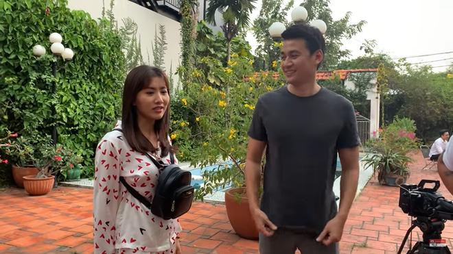 Ngọc Thuận bị chồng Nguyệt Ánh ghen, không dám đóng cảnh tình cảm - Ảnh 2.