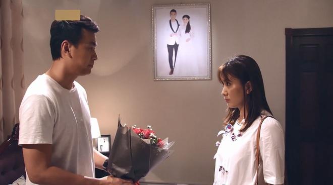 Ngọc Thuận bị chồng Nguyệt Ánh ghen, không dám đóng cảnh tình cảm - Ảnh 3.