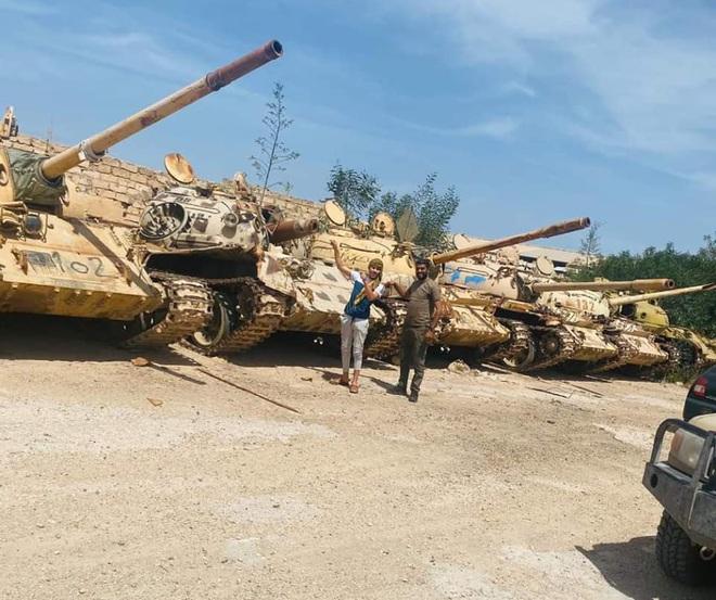 Chiến sự Libya đột ngột đổi chiều ngoạn mục, quân của tướng Haftar thua tan tác - Lò lửa Syria nóng lên từng giờ - Ảnh 1.