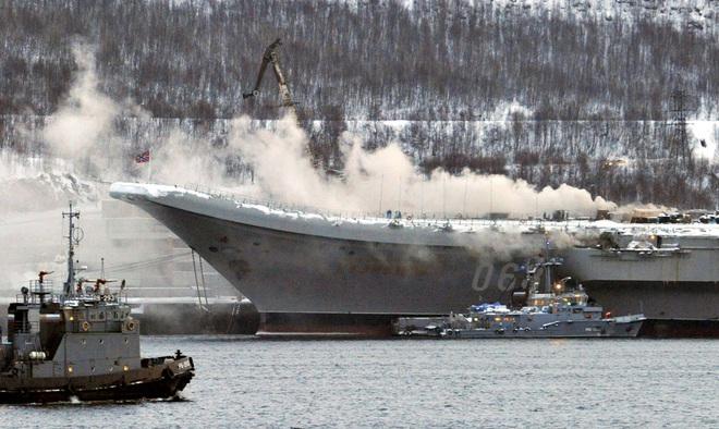 Thiệt hại và lý do kinh hoàng về 2 vụ đen với tàu sân bay Kuznetsov: Con tàu đau khổ! - Ảnh 5.