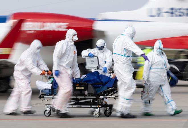 COVID-19: New York thay đổi cách tính số ca tử vong; Nga có số ca nhiễm mới kỷ lục trong 2 ngày liền - Ảnh 1.
