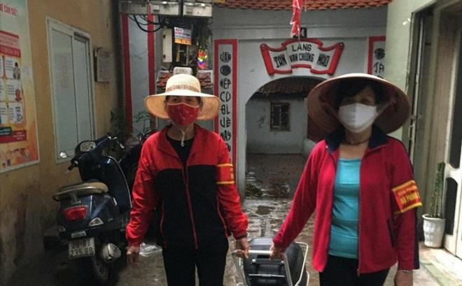 Các cấp Hội LHPN Hà Nội: Nghiêm túc cùng Thành phố phòng chống dịch bệnh Covid-19