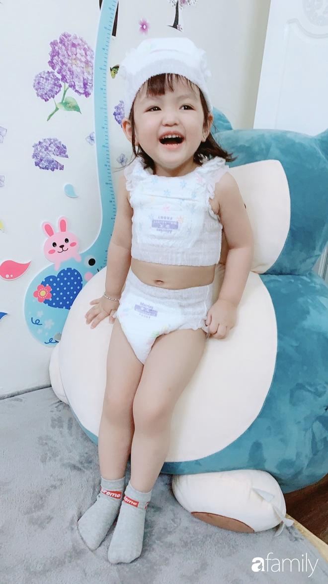 Ở nhà quá chán, hot mom Hà Nội nảy ra ý định lấy quần đùi của chồng cosplay cho con gái 2 tuổi, không ngờ ra lò bộ ảnh đẹp như tạp chí - Ảnh 18.