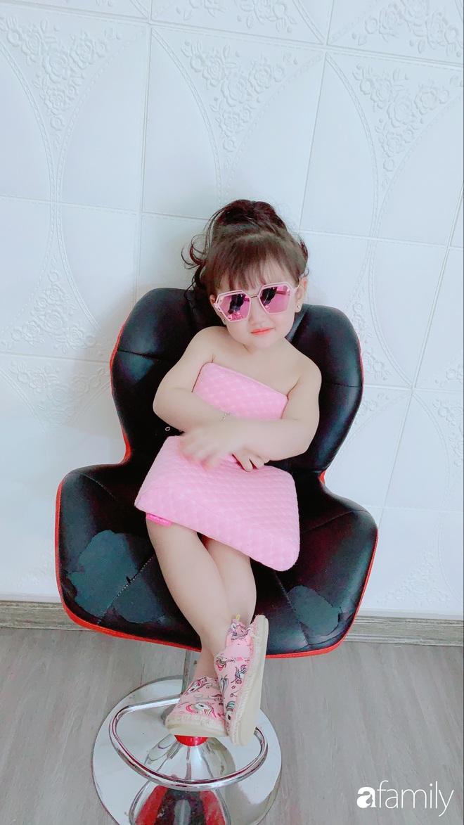 Ở nhà quá chán, hot mom Hà Nội nảy ra ý định lấy quần đùi của chồng cosplay cho con gái 2 tuổi, không ngờ ra lò bộ ảnh đẹp như tạp chí - Ảnh 8.