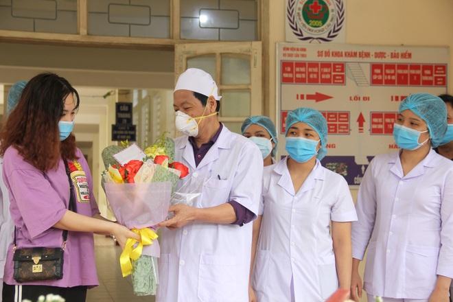 Nữ bệnh nhân nhiễm Covid-19 ở Hà Tĩnh: Liều thuốc tốt nhất là lạc quan yêu đời để chiến thắng - Ảnh 4.