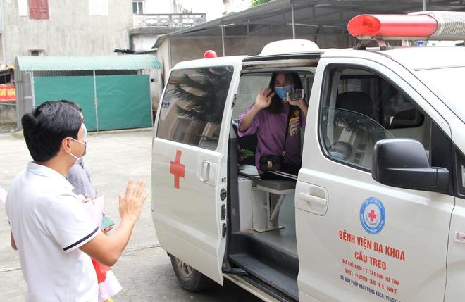 Nữ bệnh nhân nhiễm Covid-19 ở Hà Tĩnh: Liều thuốc tốt nhất là lạc quan yêu đời để chiến thắng - Ảnh 5.