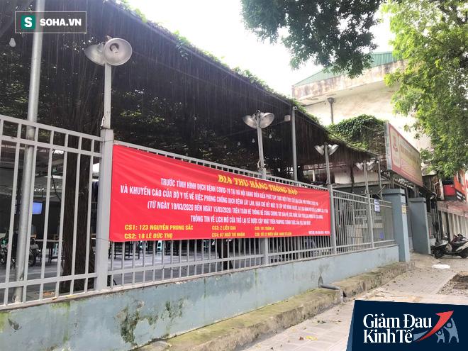 Sau cú sốc kép, quán nhậu nổi tiếng Hà Thành hé cửa bán bia cho khách mang về nhà - Ảnh 3.