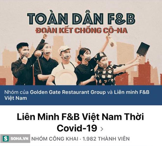 Xuất hiện Liên minh F&B - nơi doanh nghiệp Việt giải cứu nhau - Ảnh 1.