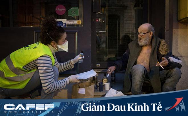 Liệu Covid-19 có phải là 'vận may' cho những người vô gia cư ở các quốc gia giàu có?
