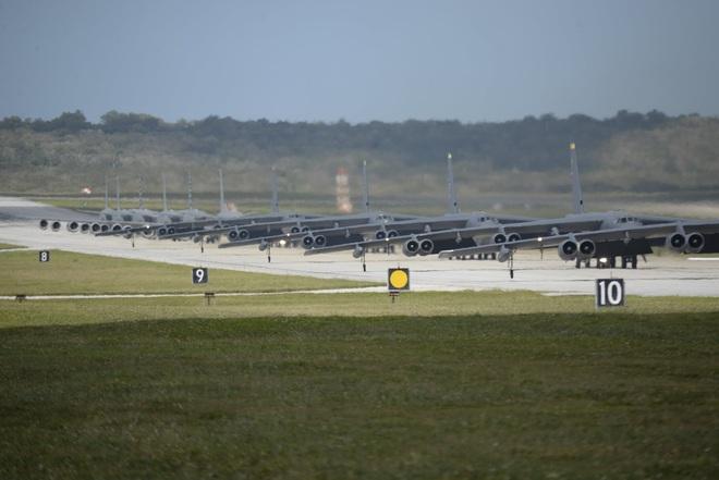 B-52 Mỹ biến mất bí ẩn: Dấu hiệu bất thường, lá chắn chiến lược ở Thái Bình Dương sụp đổ? - Ảnh 3.