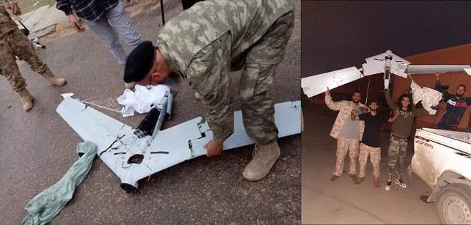 UAV trinh sát Nga bị bắn rơi ở Libya: Dính đòn dưới thắt lưng của phòng không Thổ? - Ảnh 1.