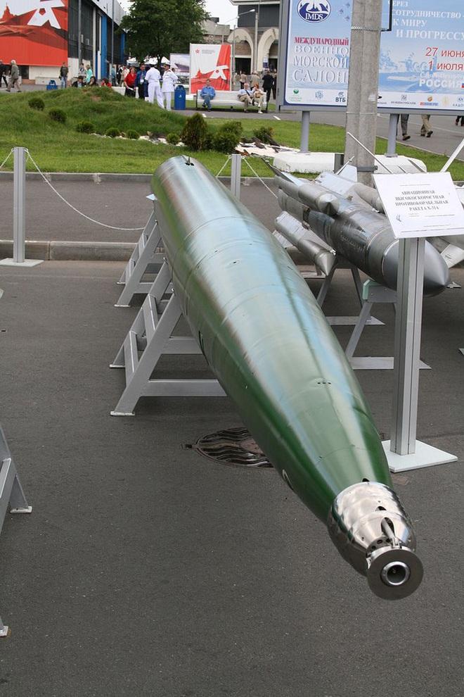 Siêu ngư lôi VA-111 Shkval - Niềm khát khao của người Mỹ - Ảnh 1.