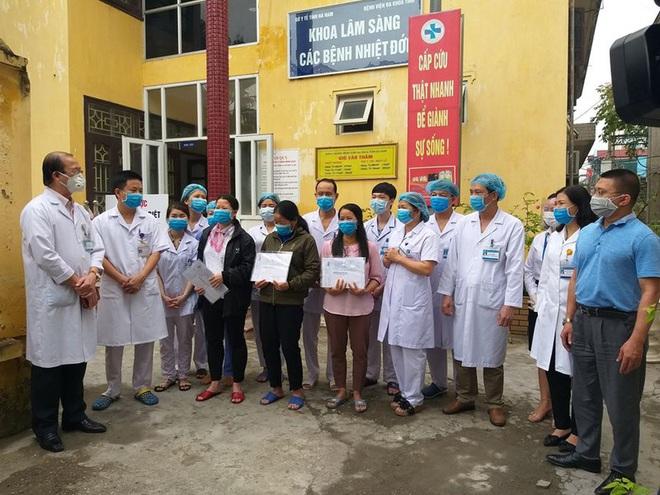 Nữ nhân viên Công ty Trường Sinh dương tính SAR-CoV-2 sau khi được công bố khỏi bệnh, cách ly 14 người là F1, F2 - Ảnh 1.