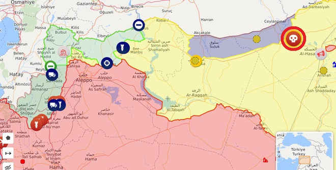 Chiến đấu cơ Nga rầm rập áp sát biên giới Thổ Nhĩ Kỳ - Quả bom Idlib xì khói, ông Erdogan cầu cứu TT Putin qua điện thoại - Ảnh 1.