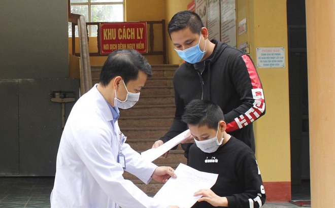 Bệnh nhân 11 tuổi nhiễm Covid-19 đã khỏi bệnh