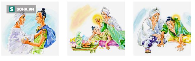 Người đàn ông gặp bạn, được tặng 1 thứ giúp đổi vận và bài học Đức Phật dạy mỗi chúng ta - Ảnh 1.