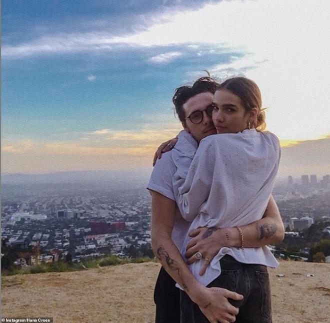 Dàn bạn gái bốc lửa của con trai David Beckham: Toàn minh tinh nổi tiếng và con gái tỷ phú - Ảnh 7.
