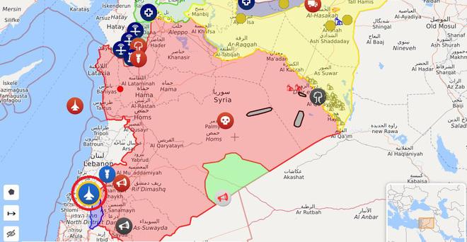 Siêu tăng T-14 Armata và tiêm kích Su-35 Nga gây bất ngờ lớn ở Syria - QĐ Israel choáng váng - Ảnh 1.