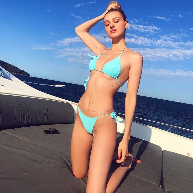 Dàn bạn gái bốc lửa của con trai David Beckham: Toàn minh tinh nổi tiếng và con gái tỷ phú - Ảnh 4.