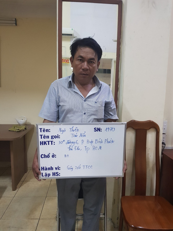 Bắt 3 đại ca giang hồ cầm đầu vụ đập phá nhà hàng trung tâm Sài Gòn - Ảnh 3.