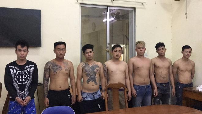Bắt 3 đại ca giang hồ cầm đầu vụ đập phá nhà hàng trung tâm Sài Gòn - Ảnh 5.