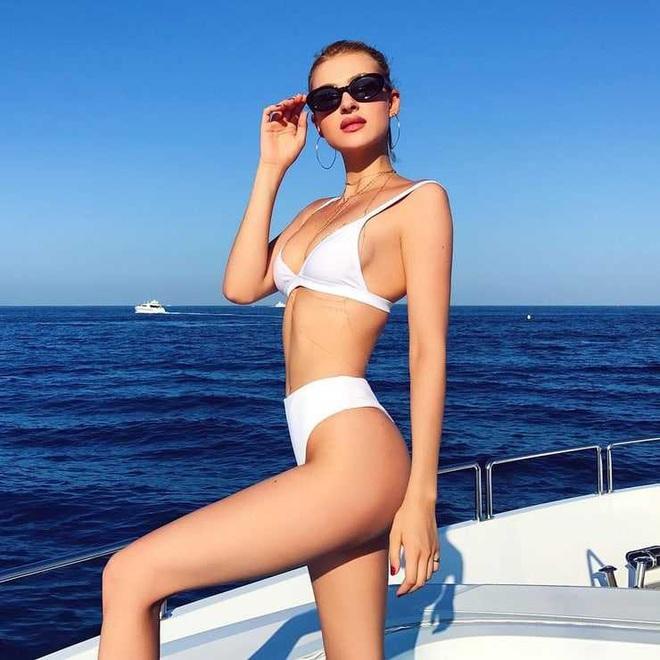 Dàn bạn gái bốc lửa của con trai David Beckham: Toàn minh tinh nổi tiếng và con gái tỷ phú - Ảnh 5.