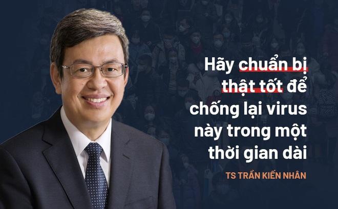 Chuyên gia Đài Loan: Có thể đến tận khi có vắc-xin khống chế Covid-19, chúng ta phải sống 'bán bình thường'