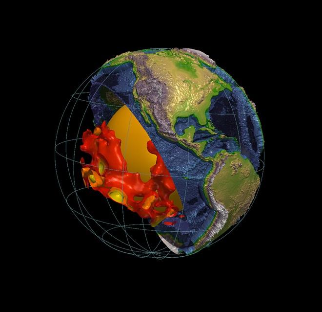 Bí mật của địa ngục sâu 2.900 km: Tỷ năm vẫn làm điều mà giới khoa học vừa mới tìm ra - Ảnh 1.