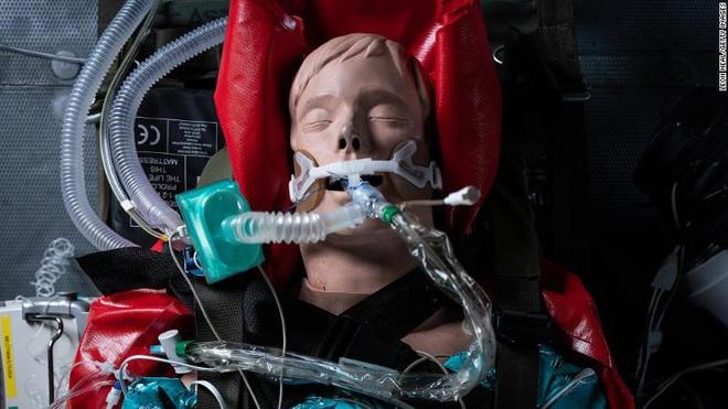 """Nguy cơ """"vỡ trận"""" ở châu Phi do thiếu máy thở điều trị Covid-19 - Ảnh 1."""