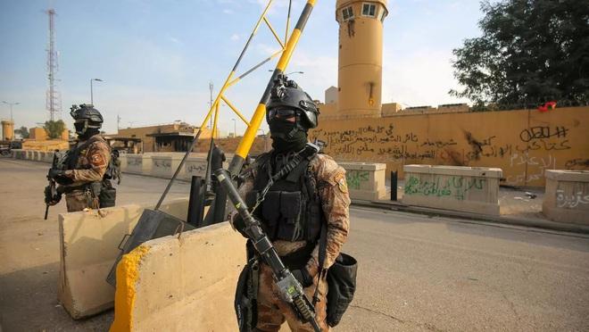 Mỹ đưa 122 mục tiêu ở Iraq vào tầm ngắm, chuẩn bị phát động tấn công - Choáng váng trước kế hoạch sấm sét của Washington - Ảnh 1.
