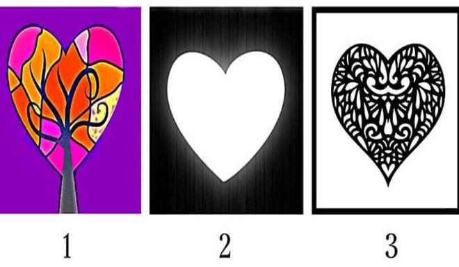 Chọn 1 hình trái tim để trả lời câu hỏi: Bạn là người hoài nghi, sợ sệt hay cá tính? - Ảnh 1.