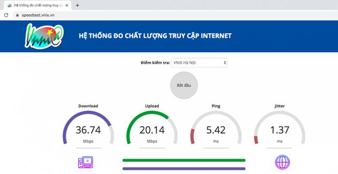 Công bố kết quả đo kiểm chất lượng Internet Việt Nam: Hóa ra đây mới là nhà mạng có dịch vụ tốt nhất - Ảnh 1.