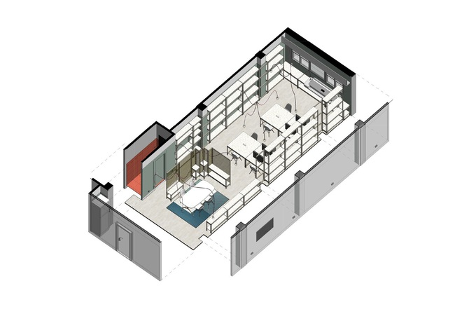 Không gian nổi bật nhất của cả văn phòng là... nhà vệ sinh - Ảnh 12.