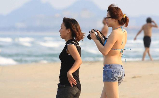 Đà Nẵng cho tắm biển trở lại, khách sạn được hoạt động